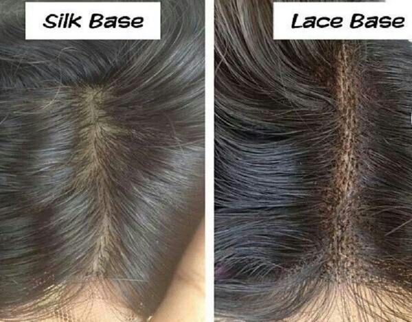 prótesis capilares de silk lace